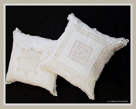 cuscini personalizzati - la camelia collezioni